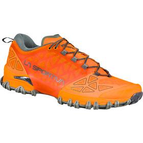 La Sportiva Bushido II Chaussures de trail Homme, tiger/clay